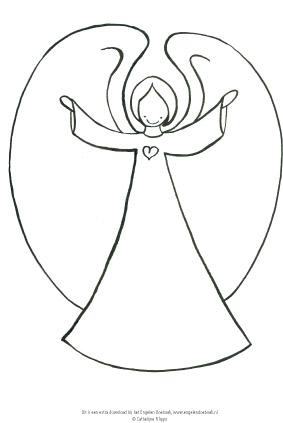 Mandala Kleurplaten Engelen.Engelen Doeboek